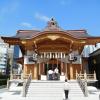 東京神社旅 人形町近くの水天宮を参拝